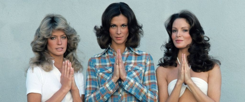 The original Charlie's Angels (1976)