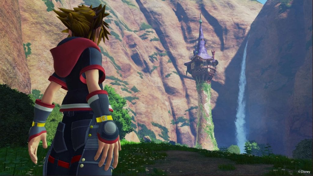 kingdom hearts 3 featured