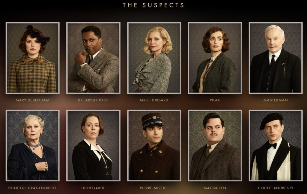 Murder on the Orient Express featured