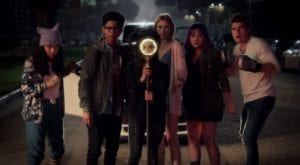 runaways with their powers combined!