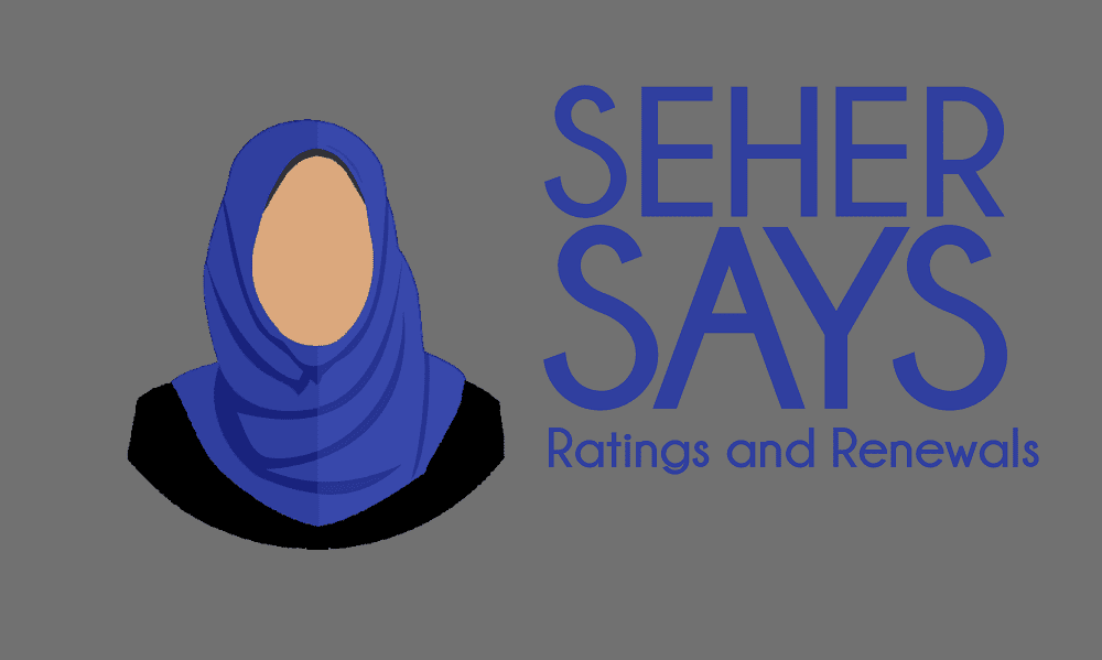 Seher Says Ratings