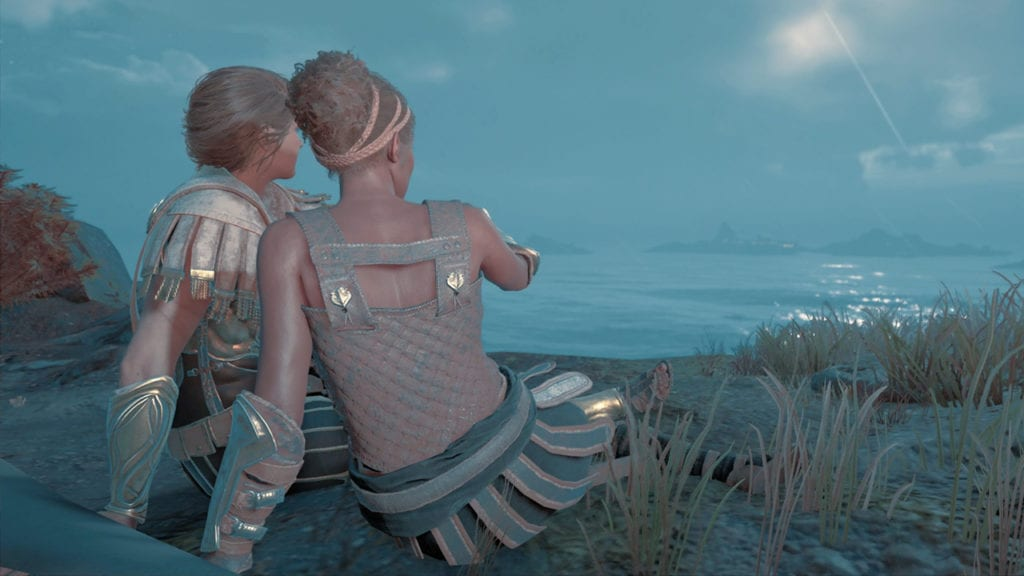 assassin's creed: odyssey kass and rox