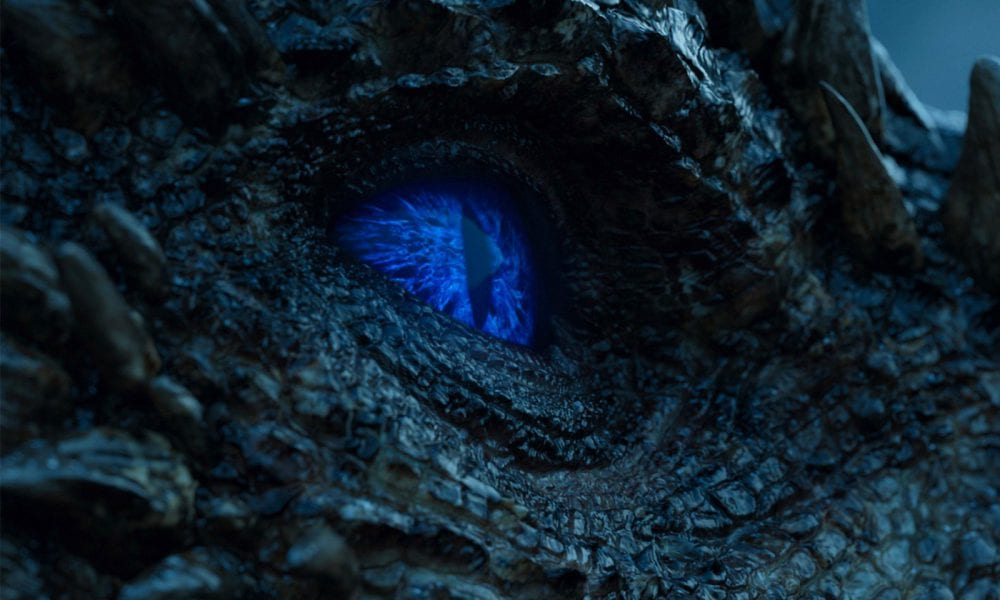 viserion blue eye