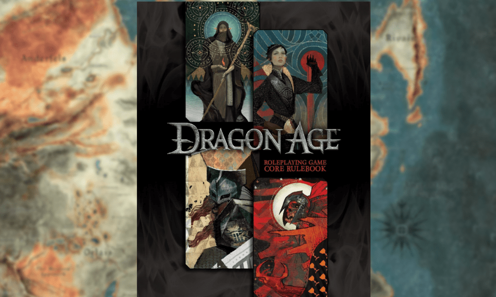 Dragon Age Rpg Prioritizes Customization And Innovative Mechanics The Fandomentals