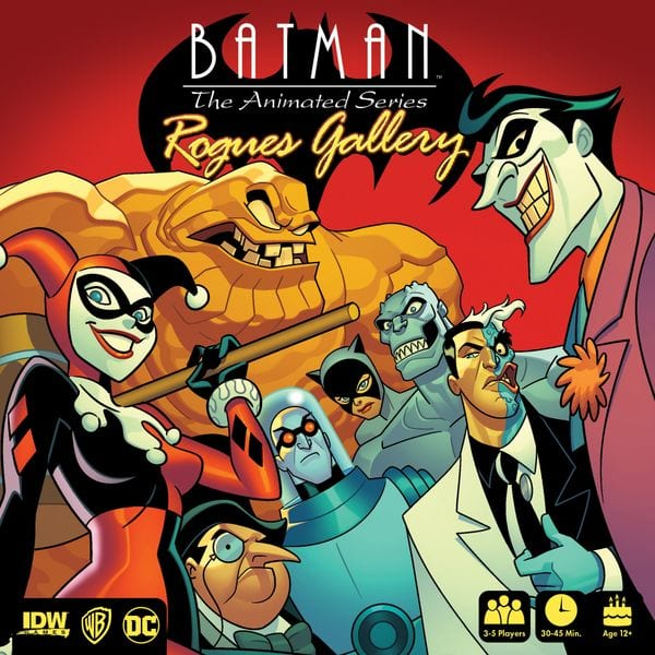 Rogues Gallery box cover