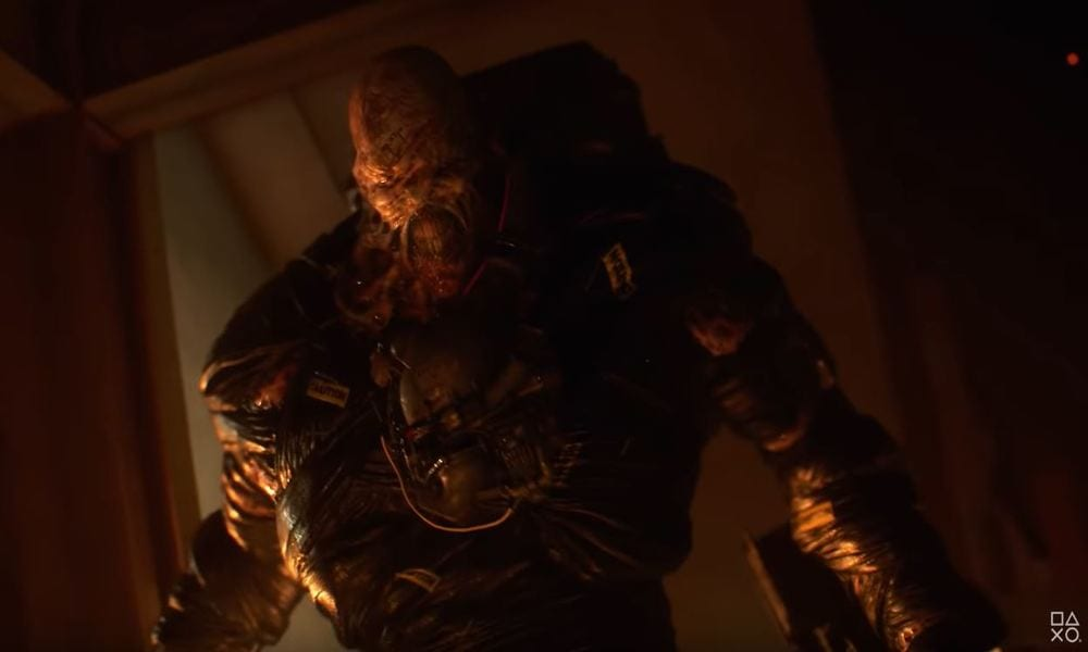 Nemesis Arrives In New Re3 Remake Trailer The Fandomentals