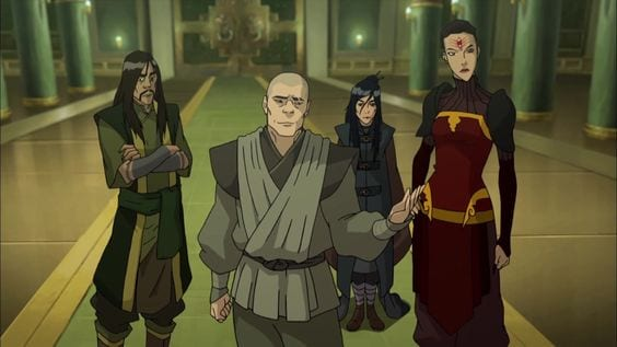 The Red Lotus from Season 3