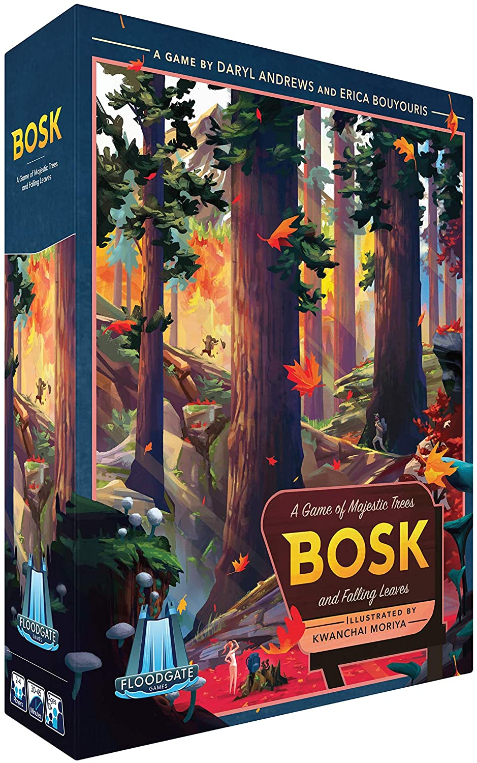 Bosk game box