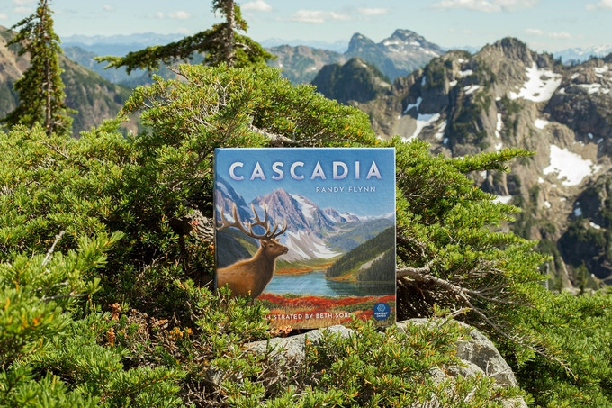 Cascadia in the wild