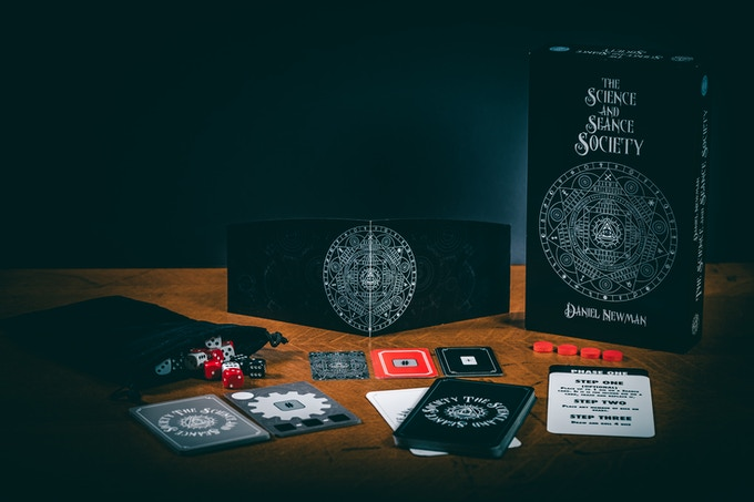 Contents of The Science And Séance Society