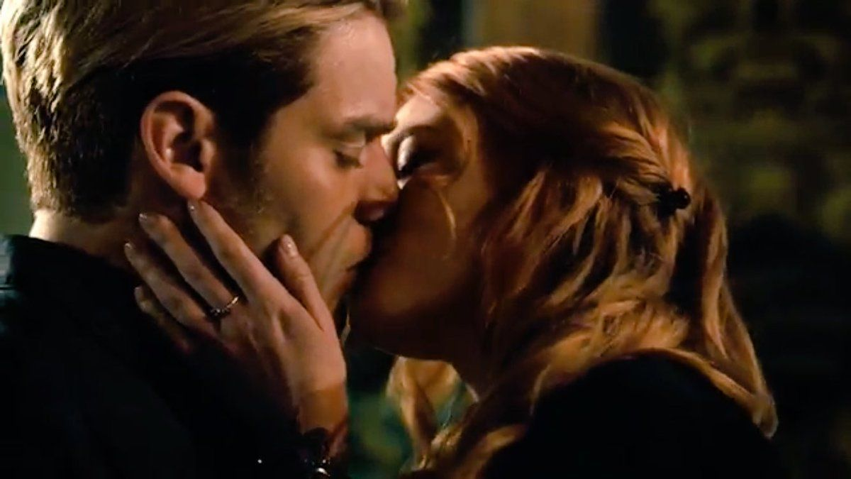 Clace kiss