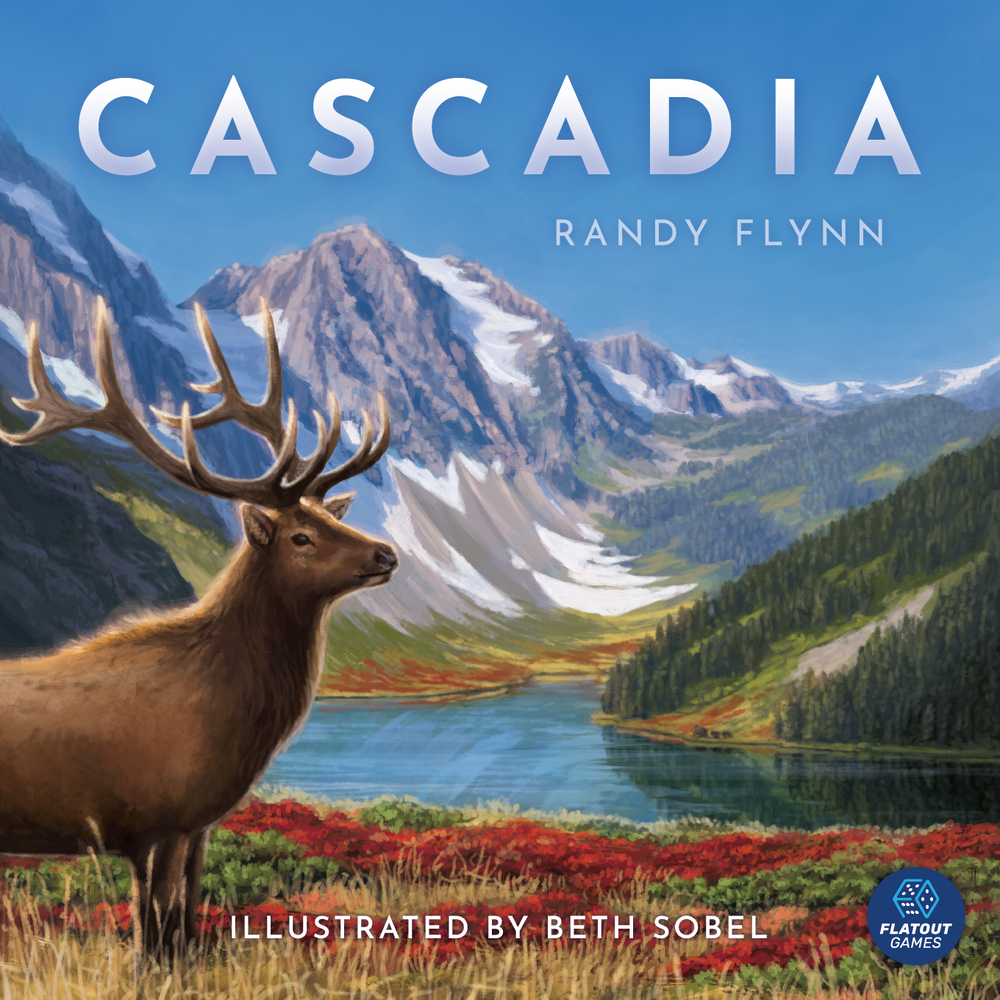 Cascadia board game