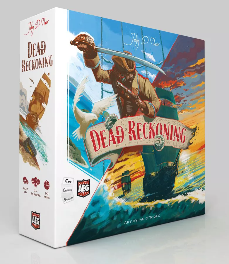 Dead Reckoning board game