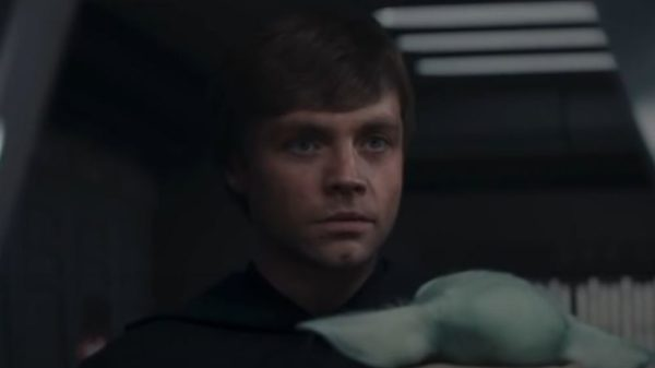 luke skywalker mandalorian