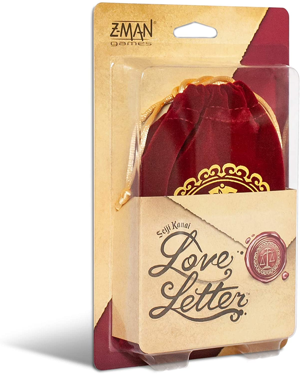Love Letter packaging