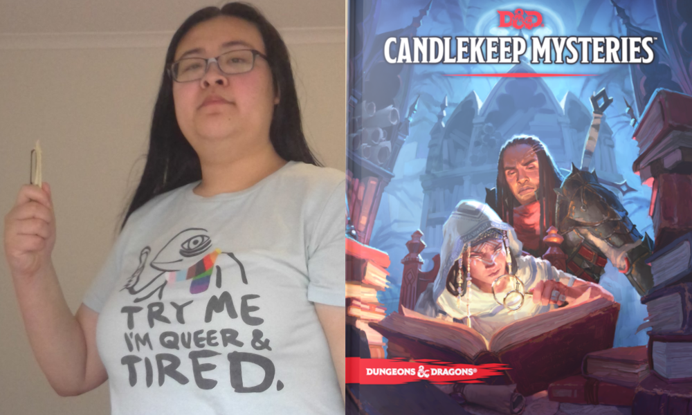 Alison Huang and Candlekeep Mysteries cover