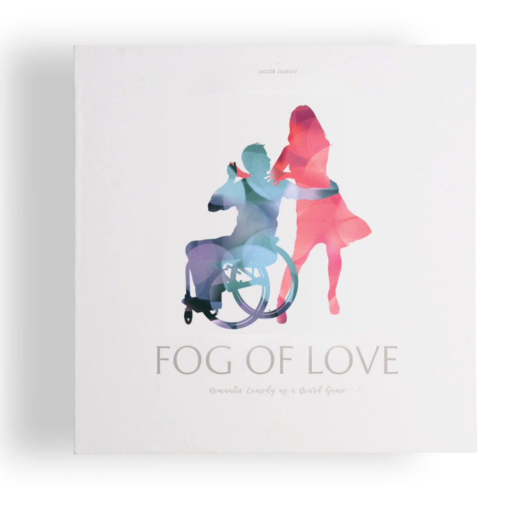 Fog of Love box for Valentine's Day