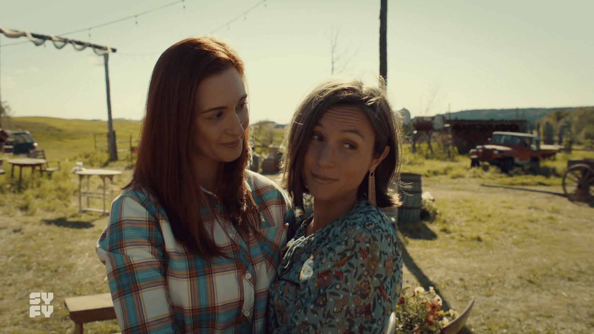 Waverly and Nicole