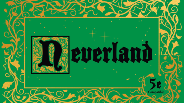 Neverland book cover