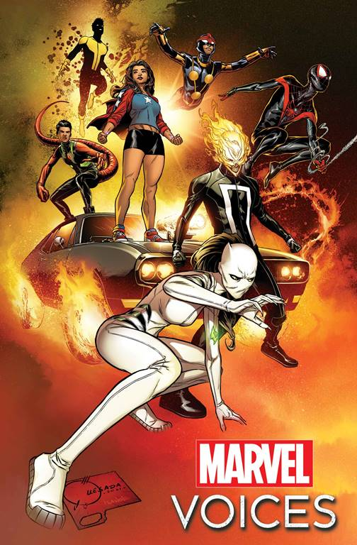Marvel's Voices Communidades cover
